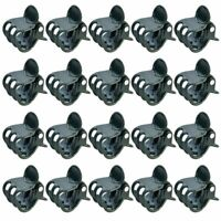 Baotongle Clips Pinces 100 pcs pour plantes, Orchidée Plante Orchidée support