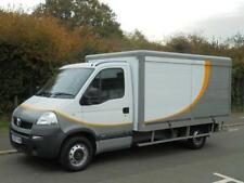 Box Movano Commercial Vans & Pickups