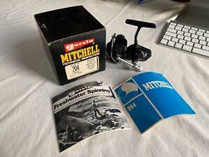 Mitchell 204 reel New BNIB