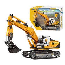 Xingbao XB-03038 Excavator Baustein Buldozer Spielzeug Exquisites 703PCS