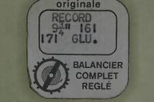 Balance complete RECORD 161 171 GLUCYDUR bilanciere completo 721 NOS