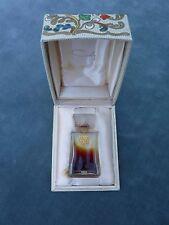 Vintage Muse De Coty Parfum Bottle in Presentation Gift Box