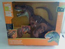 Interactive Dinosaur - T-Rex Animal Planet  Light Sound figure in original Box