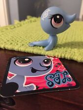 Littlest Pet Shop Seal From Blind Bag Candy swirl Dreams! #3317 Comes W Card!