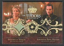 THE TUDORS I, II & III Breygent 2011 Costume Card #HJD MEYERS & WALLIS #007/200