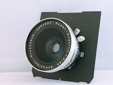 🟢Exc++++🟢Schneider Kreuznach Super Angulon 90mm f/8 Wide Lens from Japan 759