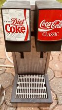 2 Flavor Tower Soda Fountain - Cold Plate Cooling with Carbonator