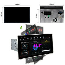 """12.8"""" 2Din Android 9.0 Radio Stereo Head Unit Gps Navigation 4+32Gb w/ Car Play"""