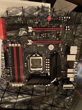 ASUS MAXIMUS VI GENE  Z87 M6G Socket LGA 1150 Motherboard Intel DDR3 MicroATX