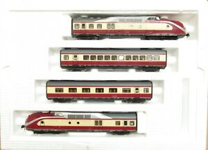 Roco 43011 BR VT TEE Trans Europe Express Set *TESTED/SERVICED* HO-Scale