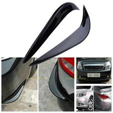2pcs Car Bumper Body Edge Corner Anti-Scratch Protector Strip Guard Sticker