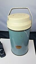 Vintage Thermos Green Wide Mouth Flask