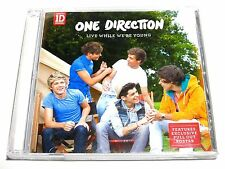 cd-single, One Direction - Live While We're Young, 2 Tracks, Australia