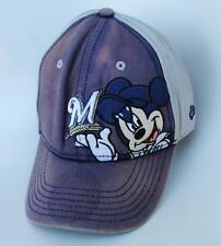 Mickey Mouse Milwaukee Brewers One Size New Era Child Baseball Cap Hat