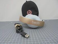 Beats by Dr. Dre Solo Auriculares inalámbricos de diadema 3-Dorado-gbml 4