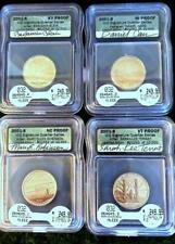 2001-S 25C Proof Statehood Quarters ICG Designers Signature Series #1032