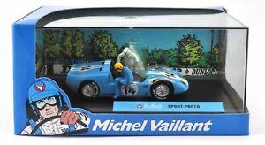Michel Vaillant -Voiture de collection neuve-Sport proto-Métal injecté-