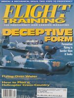 Flight Training Magazine (Sep 1995) (Formation Flying, Helicopter Cross-Country)