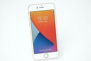 SIM FREE iPhone8 64GB Gold sim unlocked shipping from Japan No.111