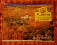 "**SEALED/UNUSED** Puzzletter - The Home of Thomas Jefferson ""MONTICELLO"" *MINT*"
