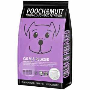 Pooch & Mutt - Calm and Relaxed  2kg Natural Grain Free Adult Dry Dog Biscuits