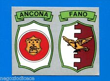 CALCIO FLASH '86 Lampo - Figurina-Sticker - ANCONA-FANO SCUDETTO -New