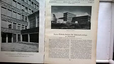 1929 46 Dortmund Kaiser Wilhelm Institut/Porto