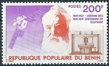 Benin - 100 Jahre Telefon postfrisch 1976 Mi. 49