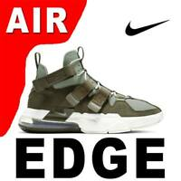MEN'S NIKE AIR EDGE 270 UTILITY RETRO BASKETBALL SNEAKERS LEATHER UTILITY 11