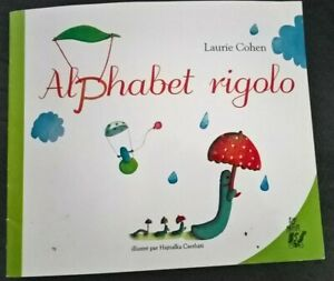 Livre pour enfant alphabet rigolo