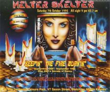 HELTER SKELTER - KEEP THE FIRE BURNIN' (MAIN ARENA CD'S) HARDCORE, DRUM N BASS