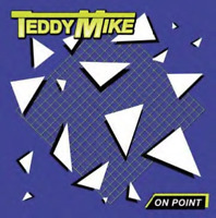 TEDDY MIKE-ON POINT-IMPORT CD WITH JAPAN OBI E78