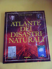 NEWSON. ATLANTE DEI DISASTRI NATURALI. DEAGOSTINI 1999