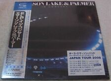 Emerson Lake & Palmer - In Concert (1979) JAPAN Mini LP SHM-CD (2008) NEW E.L.P.