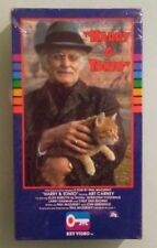 art carney HARRY & TONTO larry hagman VHS VIDEOTAPE NEW factory sealed & stamped