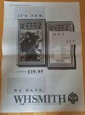 More details for marc bolan vhs press advert nme 1984 original