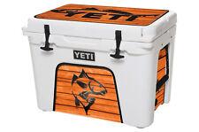 Yeti 24mil Wrap for Roadie 20qt Cooler Decal Skin Sticker YETI Redfish Wood Or