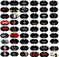 Custom 1/6 Scale Figure Stand Base Decal Hot Toys Style Pick Your Decals