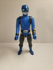 SCG Power Rangers Beast Morphers 2013 Blue Ranger 12-inch Action Figure