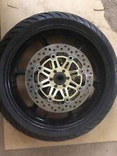 Honda CBR600 F CBR 600 F FRONT WHEEL & DISCS 42R  17 x 3.50 1996 97 98 F3.