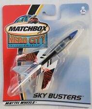 MATCHBOX HERO CITY COLLECTION SKY BUSTERS - TORNADO - MATTEL WHEELS 2002 - NIP