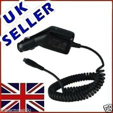 In Car Charger for Nokia Asha 100 302 203 & Lumnia Mobile Phone with Safety Fuse