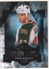 11-12 Artifacts Drew Bagnall /99 Rookie EMERALD RC