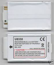 Lot 10 New Battery For Lg U8330 U8110 U8130 U8150 U8120