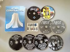 Compilation Hits collection ATARI 8 jeux (Fahrenheit, Neverwinter nights) PC FR