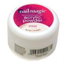 NAIL MAGIC ACRYLIC POWDER PINK 30 g. NAIL TIPS