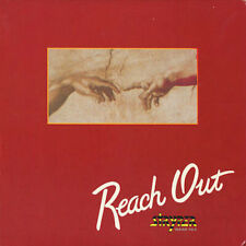 """Stryper - Reach Out 12"""" (Enigma 1983)  SEALED  CCM Christian rock brand new!!"""