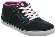 Element Quartz Navy Pink Mens Skate Shoes Size 10.5