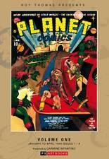 Planet Comics Vol 1 Golden Age Sci-Fi HC Lou Fine Dick Briefer 2013 PS Artbooks