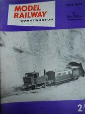 Model Railway Constructor 5 1960